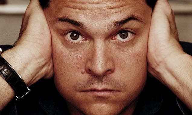 Dom Joly: My snoring was so bad it could have left me brain damaged