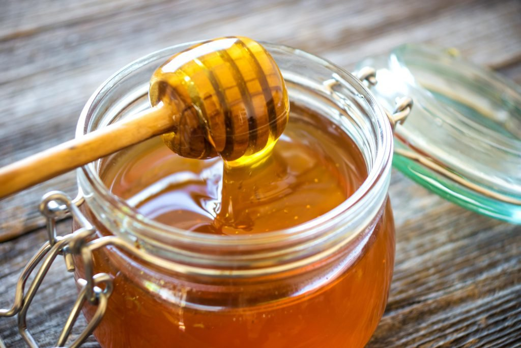 Lose weight With honey water weight successfully lose