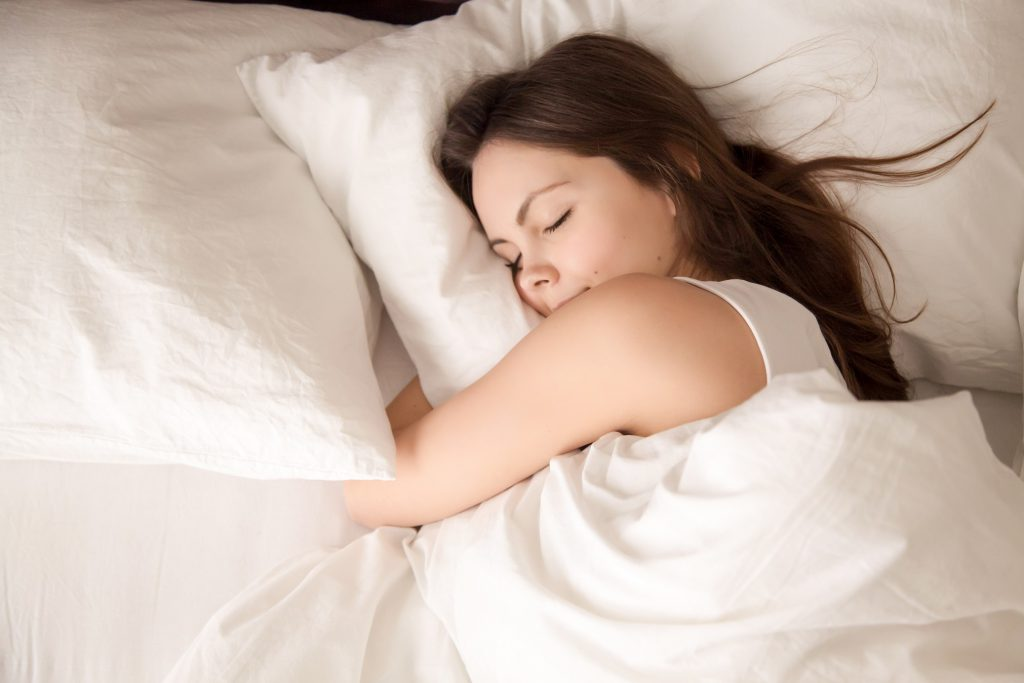 Lack of sleep: can have a negative impact, less than six hours of sleep!