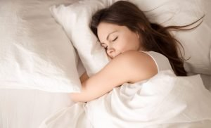 Sleep disorders: severe less than six hours of sleep per night.