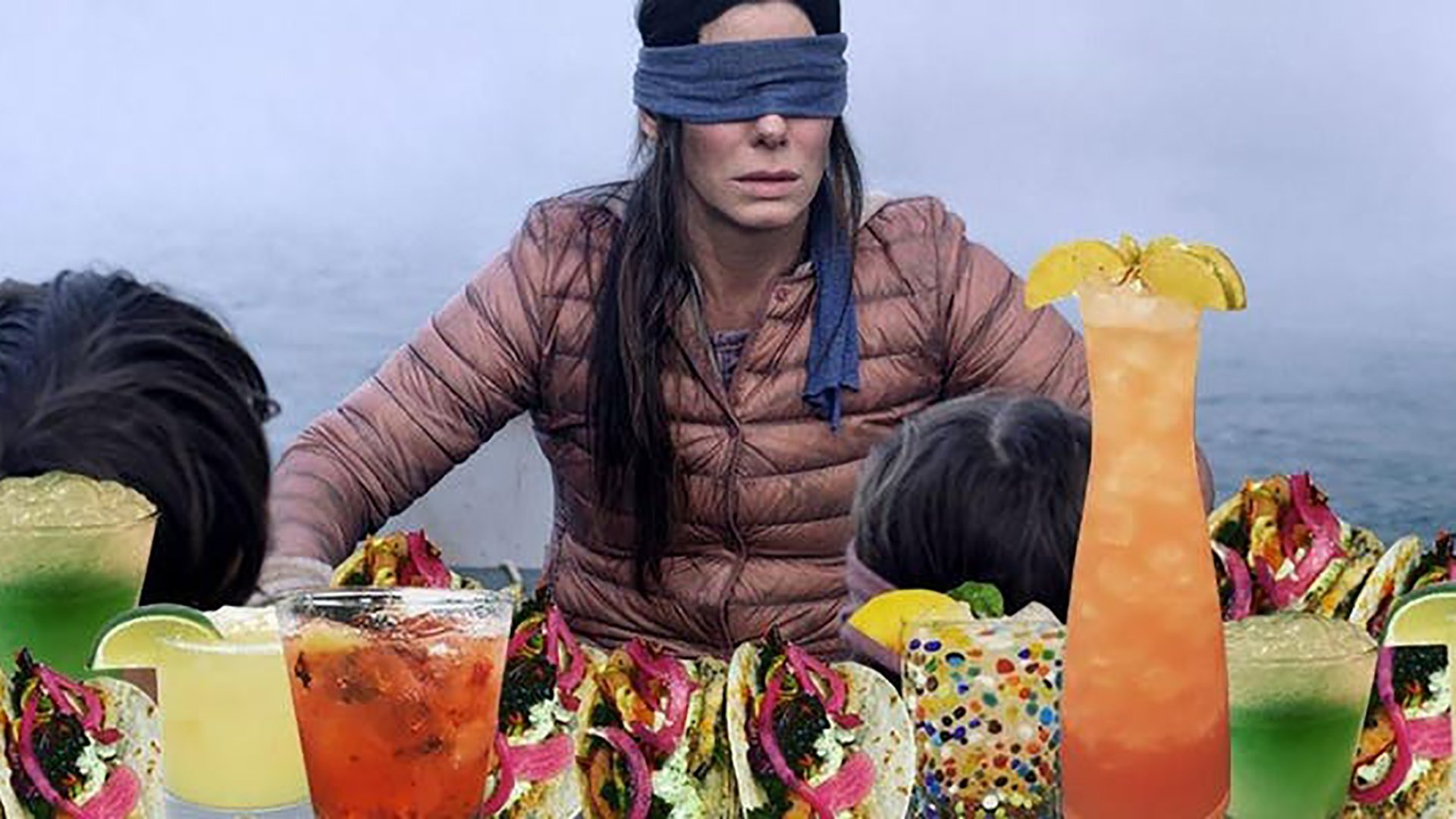 This 'Bird Box'-Themed Restaurant Is Almost Scarier Than the Movie