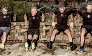 How This Group Brings Men Together Through Sweat and Prayers