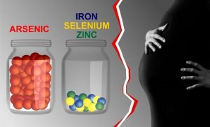 Infertility can be caused by microelements disbalance