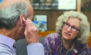 Signs of memory problems could be symptoms of hearing loss instead