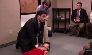 21-Year-Old Arizona Man Who Learned CPR from The Office Saves Woman's Life