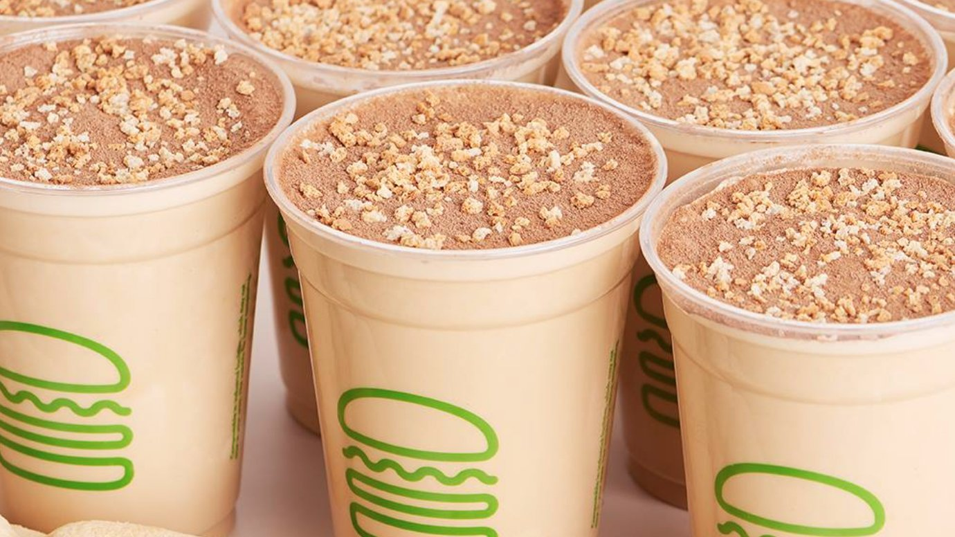 Shake Shack's New Milkshake Flavor Is Totally Unexpected