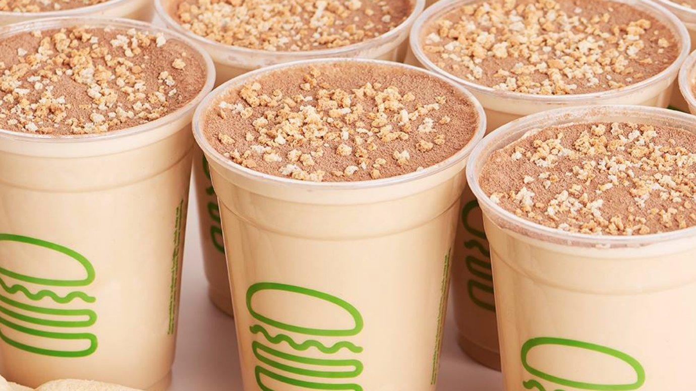 Shake Shack's New Milkshake Flavor Is Totally Unexpected