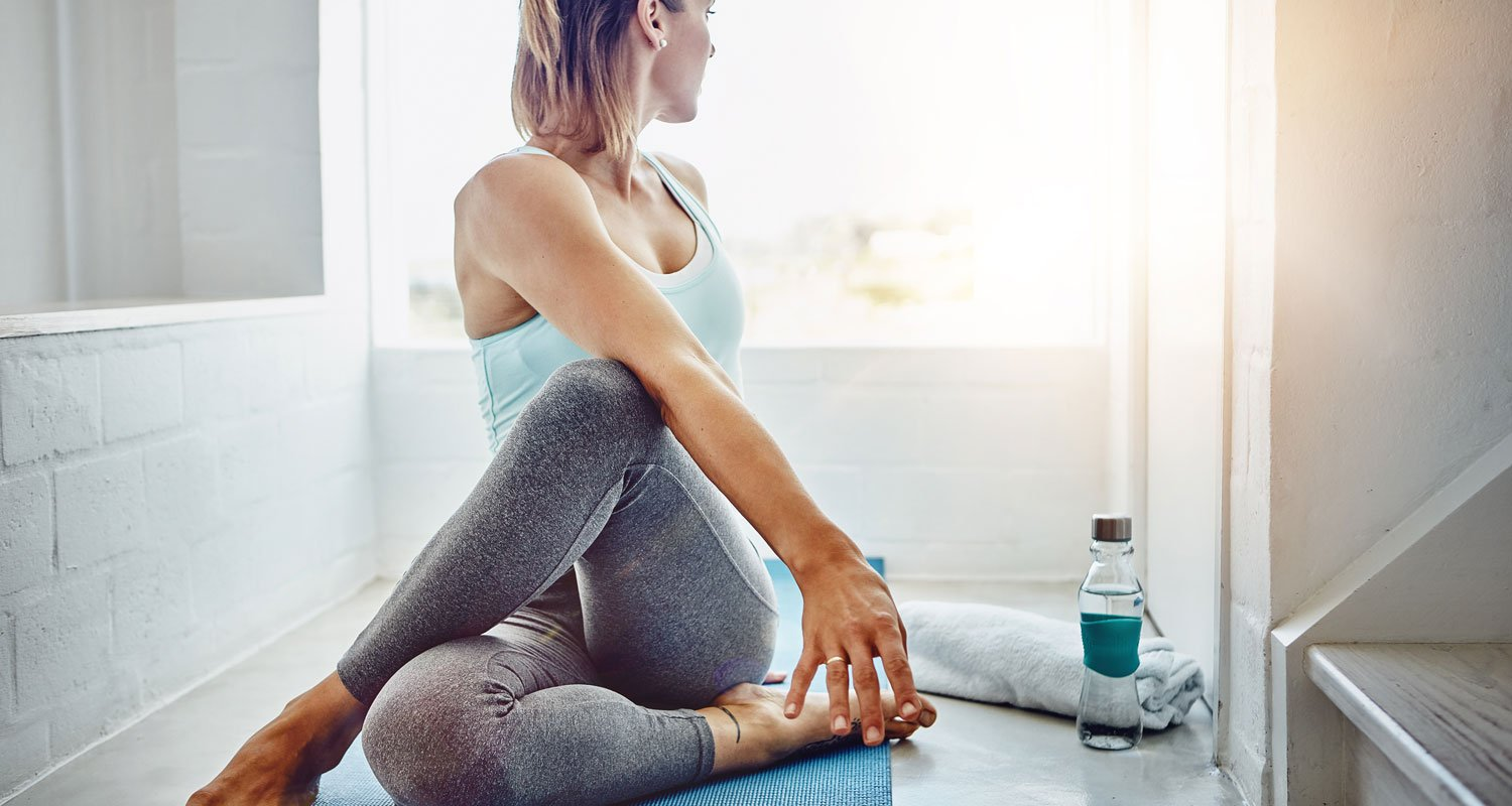 4 Pilates Exercises That Will Help You Build A Booty