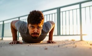 Ability to do pushups may predict cardiovascular risk
