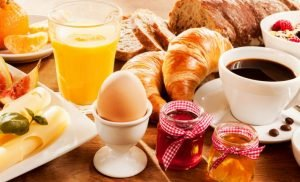 In the case of a diet: A can also be lose weight beneficial without Breakfast!