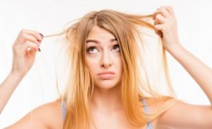 Current study: The Vitamin D level is on the basis of our hair in a measurable