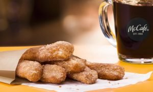 McDonald's Now Has Donut Sticks & We're Totally Losing it Over Here
