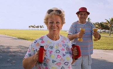 Morning exercise linked to BP reduction in sedentary seniors