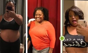 Sherri Shepherd Just Posted A Shirtless Photo Showing Off Her Keto Weight Loss