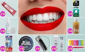 The teeth-whitening treatments that are a bright idea