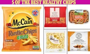 Five of the best 'Healthy' chips