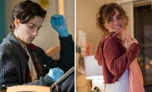 Cystic Fibrosis movie on lovers who must stay Five Feet Apart sparks debate