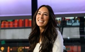 Fail! Watch Joanna Gaines Attempt to Do Gymnastics With Her Daughter Emmie