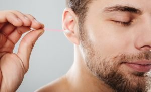 A Man Cleaned His Ears with a Cotton Swab. Then He Got an Infection in His Skull.