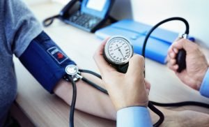 High blood pressure: a General blood pressure-no more indicative with age, valid