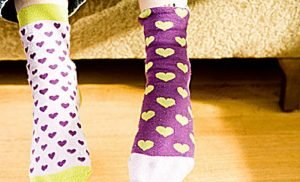 World Down Syndrome Day: How a mismatched pair of socks can raise awareness