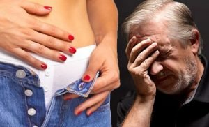 Stomach bloating: Three signs your bloated stomach pain is a symptom of cancer