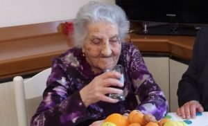 How to live longer: One surprising thing centenarian drunk EVERY day 'to extend life'