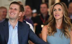 Lara and Eric Trump Are Expecting Baby No. 2: See the Reveal!