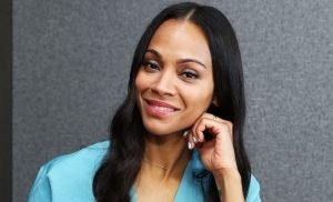 Will She or Won't She? Zoe Saldana on Whether She'll Try for a Baby Girl