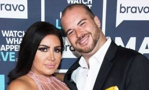 Shahs of Sunset's MJ Javid Holds Son Shams for First Time After ICU Stay