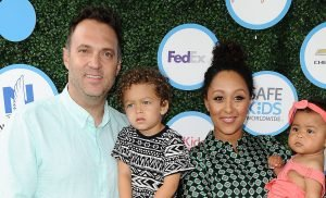 Go, Girl! Here's Why Tamera Mowry Doesn't Suffer From Mom Guilt