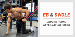 Finish Off Your Chest Day With This Ground Pounding Workout