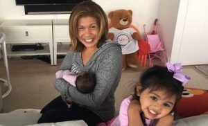 Hoda Kotb Adopts Daughter Hope Catherine — See Her First Photo