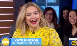 Mom of Three Kate Hudson Jokes She Wants to Turn 40 with a 'Really Good Hangover' After Baby
