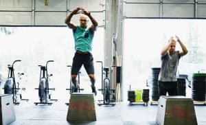 8 Partner WODs That'll Take Your CrossFit Game to the Next Level