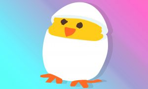 Add This Adorable Hatching Chick Deviled Eggs Recipe to Your Easter Menu
