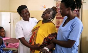 In South Sudan, midwives bring down deaths despite the odds