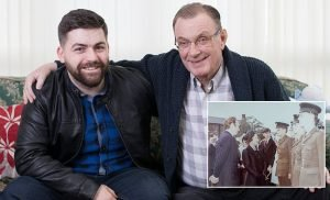 Former soldier who 'died' for 23 minutes reunites with life-saver