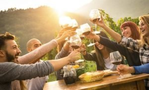 Wine PREVENTS sore throats and dental plaque, study reveals