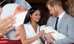 Prince Harry jokes royal baby already has 'facial hair' – here's why that happens