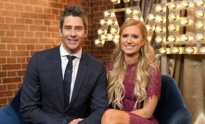 Mom or Dad? Arie Luyendyk Jr., Lauren Burnham Reveal Whom Baby Looks Like