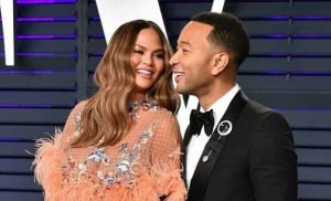Chrissy Teigen Showed John Legend Nude Pic Before Posting on Mother's Day