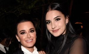Kyle Richards Begs Twitter to Be Kind to Her Amid Daughter's Health Scare