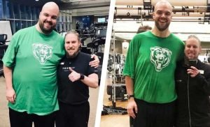 This Guy Lost 250 Pounds by Taking Control of His Drinking and His Diet