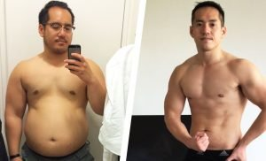 A Simple Workout Plan Helped This Guy Lose 75 Pounds and Get Ripped