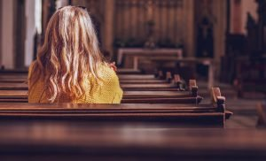 Students are increasingly turning to religious leaders for mental health support
