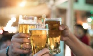 Brits are drinking LESS alcohol than ever before and it's down to healthy youngsters