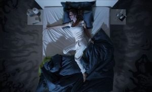 Sleep warning: Hot nights lead to nightmares according to sleep expert