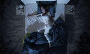 Sleep warning: Hot nights lead to nightmares according to sleep expert