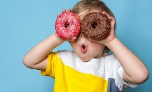 Childhood allergies may be linked to eating junk food